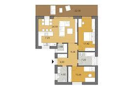 house plan bungalow l90 djs architecture