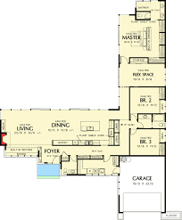 l shaped floor plans plan 69401am low california ranch ranch photo galleries