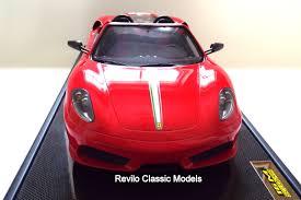 ferrari coupe models amalgam 1 8 scale ferrari f430 revilo classic models revilo