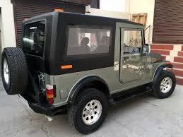 classic jeep modified custom mahindra thar by revheads chandigarh