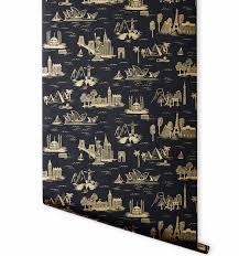 Paper Wallpaper by Wallpaper Shop Rifle Paper Co