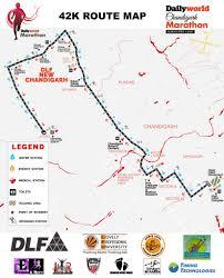 Route Map by Route Maps U2013 Dailyworld Marathon
