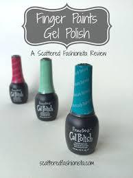 finger paints gel polish review