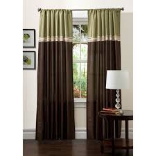 Green And Brown Curtains Innovative Brown And Green Curtains And 21 Best Green Brown Living