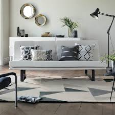 scion grey modul rugs 26704 in charcoal by scion free uk delivery the rug