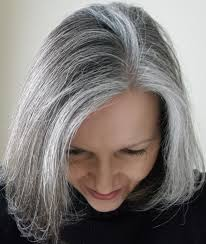 high lighted hair with gray roots covering roots highlighted hair hairs picture gallery