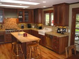 modern country kitchen decor island unit breakfast bar in modern country style kitchen decor