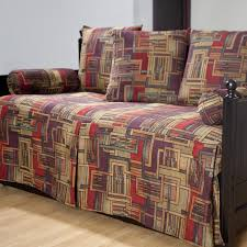Daybed Covers Walmart Bedroom Interesting Daybed Covers With Bed Skirt And Cozy Wooden