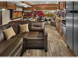 motor home interior forest river georgetown motorhome an rv for every family hitch