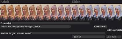 hair color to download for sims 3 mod the sims age