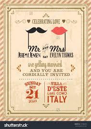elegant vintage wedding invitation templates hd image pictures