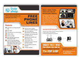 flyer design cost uk modern professional small business flyer design for a company by