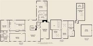 Grandeur 8 Floor Plan The Old Dairy Harpenden Hertfordshire 4 Bed Equestrian Facility