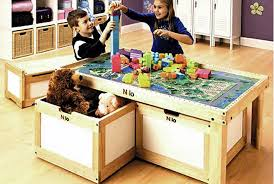 Children S Lego Table Nilo Multi Activity Childrens Play Table Lego Table Duplo