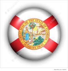 Florida State Flag Image Illustration Of Round Button Usa State Flag Of Florida
