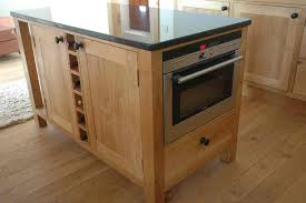 oak kitchen island units kitchen for barn conversion shropshire woodsmiths