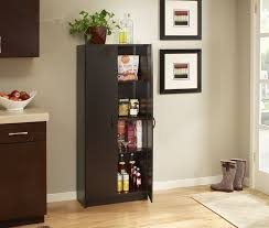 Kitchen Utility Cabinets 12 Deep Pantry Cabinet Best Home Furniture Decoration