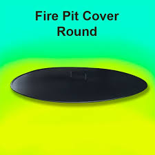 Firepit Lid Octagonal Pit Cover Snuffer