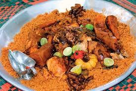cuisines senegalaises dîner à la sénégalaise tiéboudieune poisson braisé