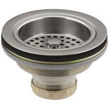 kohler faucet k 8801 vs duostrainer vibrant stainless steel drains