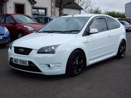 2007 ford focus st 3 motd july 2017 full history tidy example