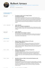Scrum Master Sample Resume by Project Leader Resume Samples Visualcv Resume Samples Database