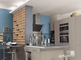 cloison pour cuisine cloisonner sans travaux c est possible décoration