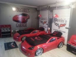corvett bed gavin and gabriels corvette themed room corvette bedroom