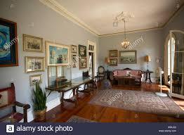 home interior usa ernest hemingway house interior key florida usa stock photo