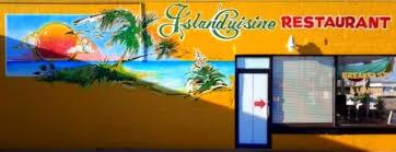 Ent Mural Cuisine One Island Cuisine Home Orlando Florida Menu Prices
