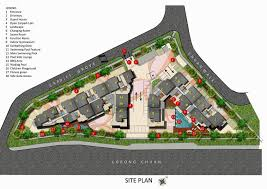 cardiff residence floor plan cardiff residence project information singapore property guide