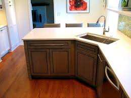 Kitchen Cabinet Corner Modern Kitchen Corner Sink Base Cabinet 126 42 Kitchen Corner Sink