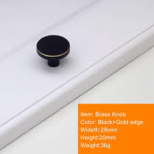 brass and black kitchen cabinet hardware modern brass kitchen cabinet knobs and pulls black
