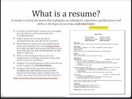 81 surprising what is a job resume examples of resumes how does a