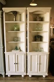Corner Bookcases Furniture Home White Corner Bookcase Bookcases Loldev