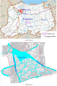 Phoenix College Map by Water Free Full Text An Ecological Flood Control System In