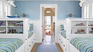 build a beach inspired bunk room coastal living