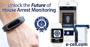 home confinement home e cell house arrest app