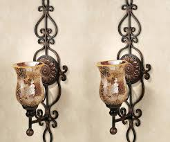 Large Candle Sconces For Wall Supreme Wood Candle Sconces Wall Sconces Candle Hers Candle Sconce