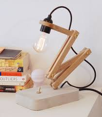 How To Make Wooden Desk Lamp by The 25 Best Wood Source Ideas On Pinterest Cinder Blocks
