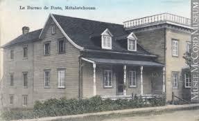 bureau de poste st jean bureau de poste de jérôme de métabetchouan vers 1910