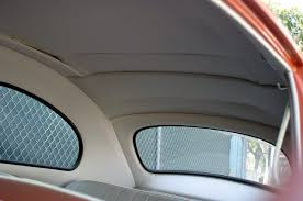 Headliner Upholstery Original Style 1958 59 Vw Beetle Interior And Upholstery