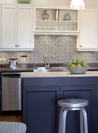 kitchen tiles for backsplash decorative wall tiles for kitchen white kitchen with blue tile
