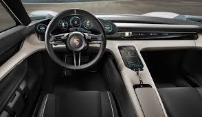 car porsche say hello to porsche u0027s first all electric production car style
