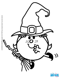witch activities games and coloring pages for kids