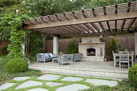 white rock retreat traditional patio dallas by southern