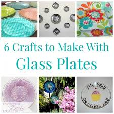 Garden Art To Make - art with glass 6 crafts to make with glass plates dusciana
