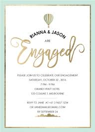 Engagement Invitation Cards Wedding Invitations U0026 Cards By Steven Michael