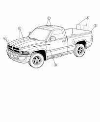 dodge truck coloring pages related dodge truck coloring pages item 22361 dodge dakota truck