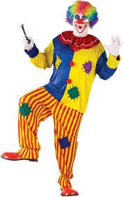 big top clown plus costume buycostumes com